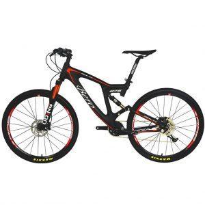 beiou carbon dual suspension mountain bike