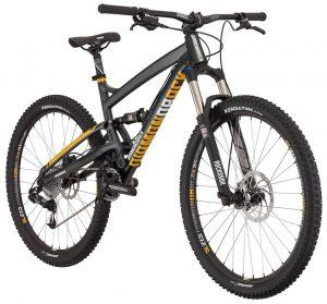 mountain bike for downhill riding